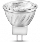 LED лампа 4W, GU5.3, 220VAC, 6400K, студено бяла, BA25-0362