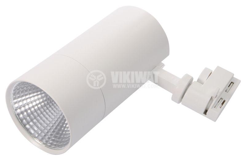 LED прожектор BD30-01600, 30W, 3000K, 2350lm - 7