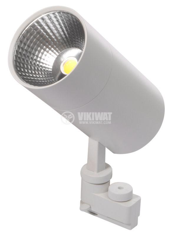 LED прожектор BD30-01600, 30W, 2350Lm, топлобяла - 9
