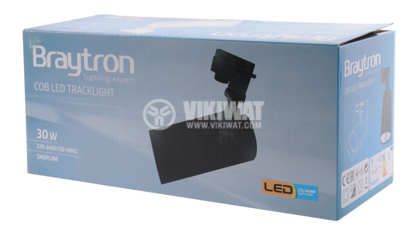 LED projector BD30-01601, 30W, 3000K, 2350lm, warm white - 8