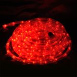 LED hose, red, 24LED / m, 10m, 19.2Wmax, 220VAC, IP44, waterproof