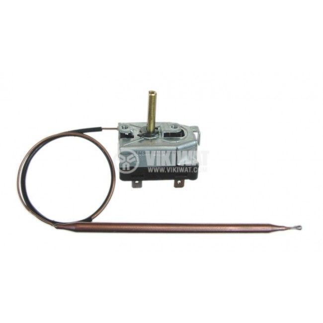 Capillary thermostat, RT8803-021, +7 °C +120 °C, NC, 16 A / 250 VAC - 1