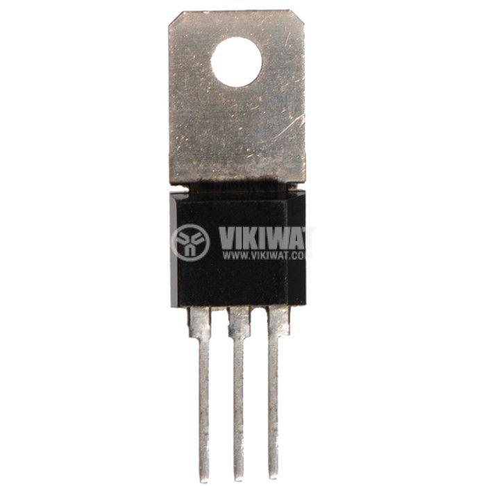 Транзистор BF859, NPN, 300 V, 100 mA, 6 W, 90 MHz, TO202