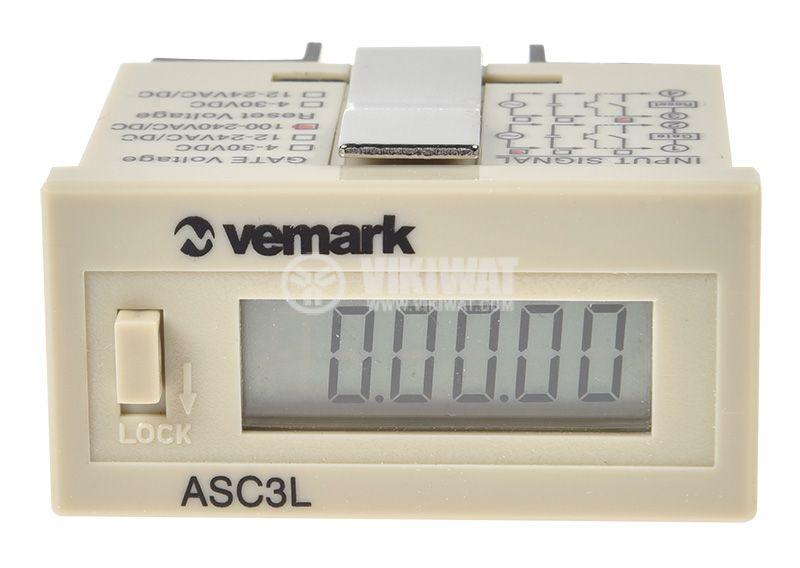 Digital Hour Counter, ASC3L-6  - 3