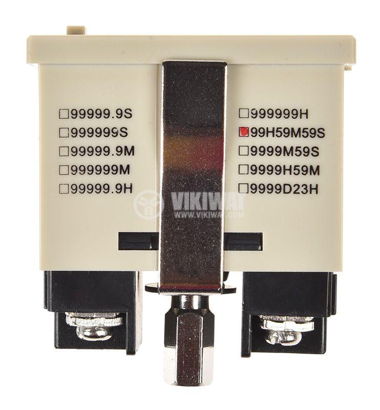 Digital Hour Counter, ASC3L-6, 110/220VAC/DC  - 4