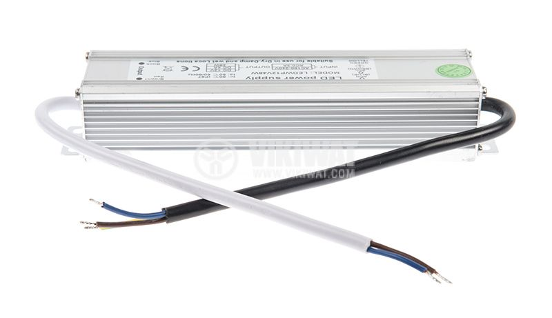 LED power supply VSP20-12, 12VDC, 1.65A, 20W, waterproof - 1