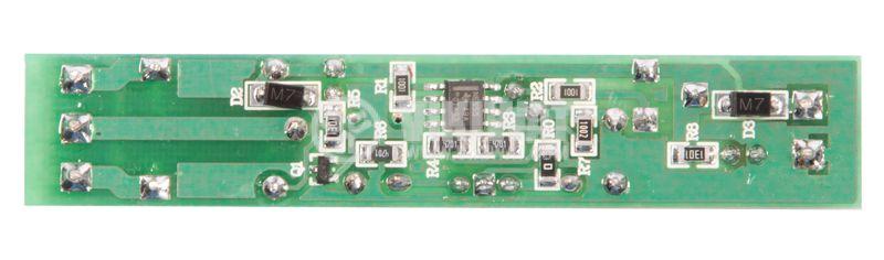 Старт/Стоп таймер 555, 12VDC, 1 до 2000s,  7А/240VAC - 2