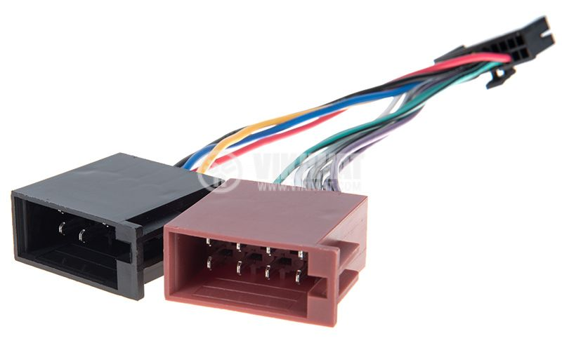 Авто букса Prology ISO 20pin AEG 530 CMD 120 - 2