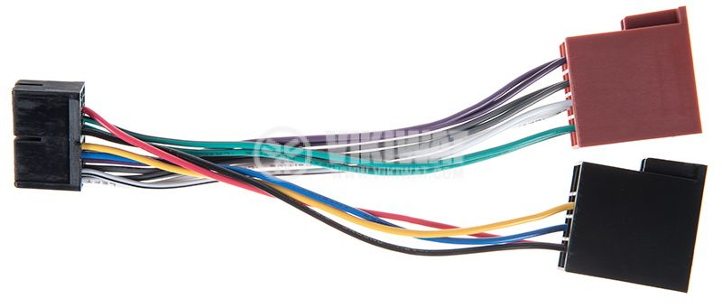 Авто букса Prology ISO 20pin AEG 530 CMD 120 - 3