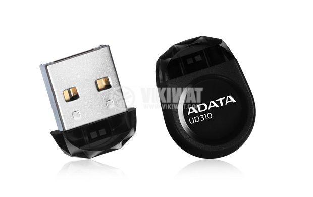 Флашка ADATA UD310 32GB USB 2.0 черна - 2