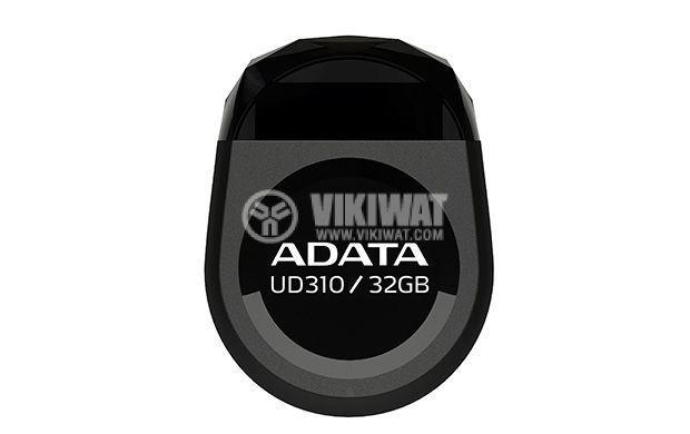 Флаш памет ADATA UD310 32GB USB 2.0 черна - 1