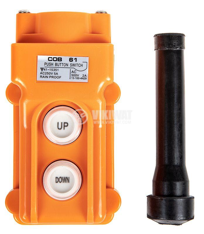 Push button COB-61 - 1