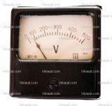 Voltmeter, 500 VAC, 4E31, 70x70 mm