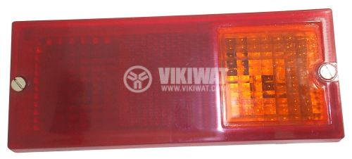 Автомобилна лампа комбинирана 12VDC / 24VDC - 1