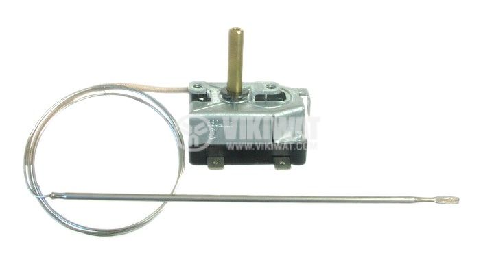 Терморегулатор, капилярен, RT8804, +50 °C +170 °C, NC, 16 A / 250 VAC - 1