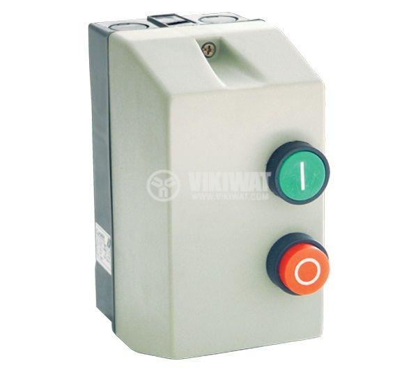 Motor Starter VCX2-12 , 380 VAC, 12 A,  9-13 A - 1