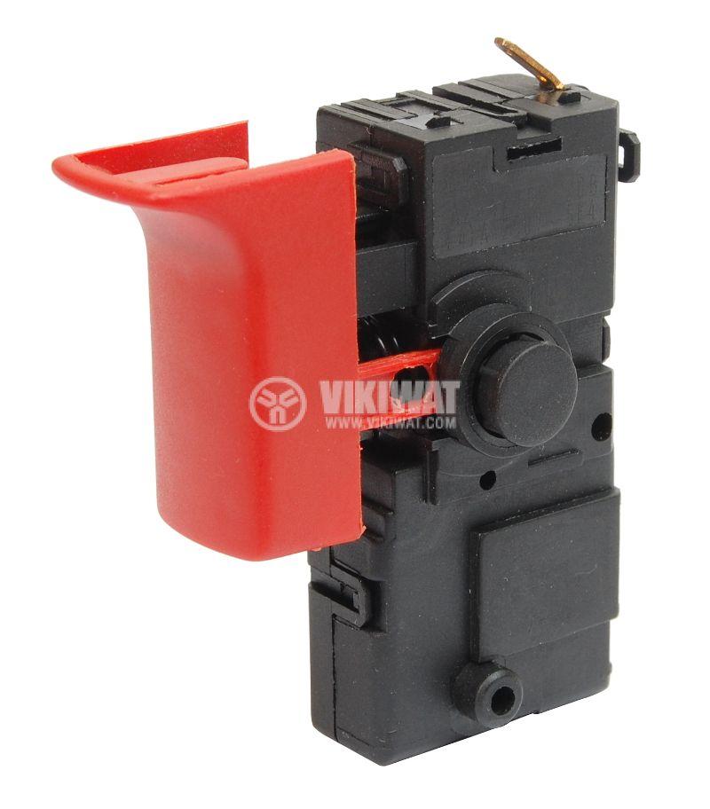 Електрически прекъсвач, регулатор на обороти 4A/250VAC - 1