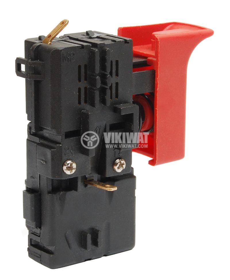 Електрически прекъсвач, регулатор на обороти 4A/250VAC - 2