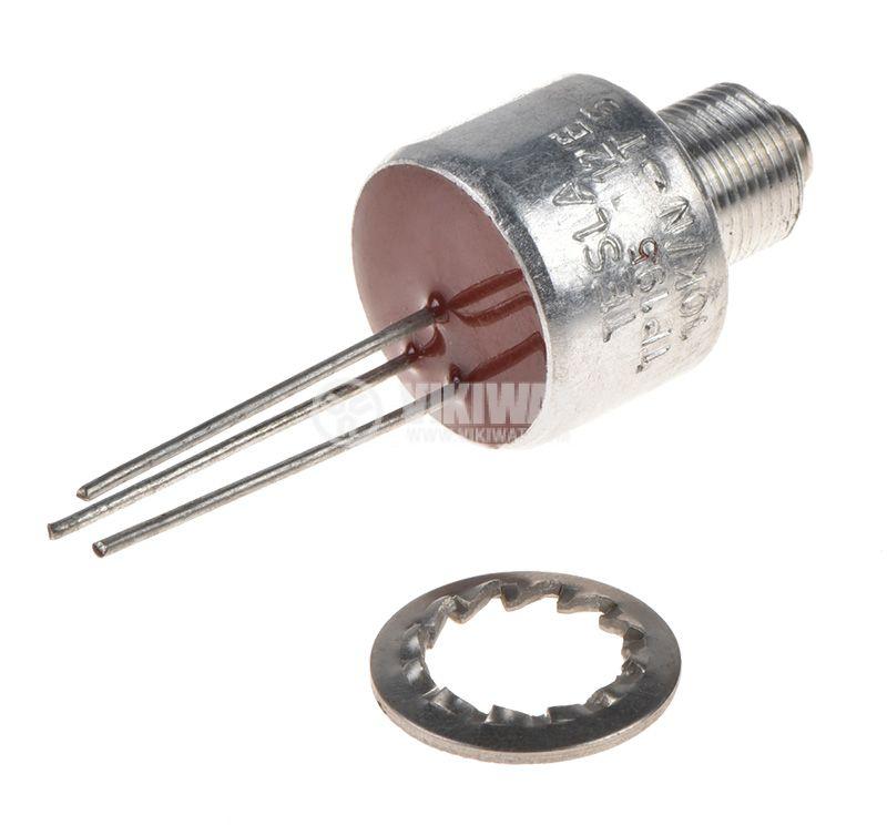Потенциометър аксиален 10kOhm, линеен, въглероден - 2