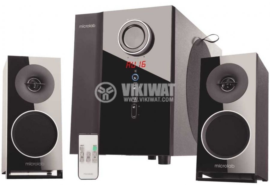 Speakers 2.1, Microlab M-910, 45W - 1