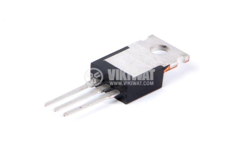 Транзистор, 5N80, N, MOS-FET, 800V, 5A, 140W,  2.5ohm, T0-220 - 1