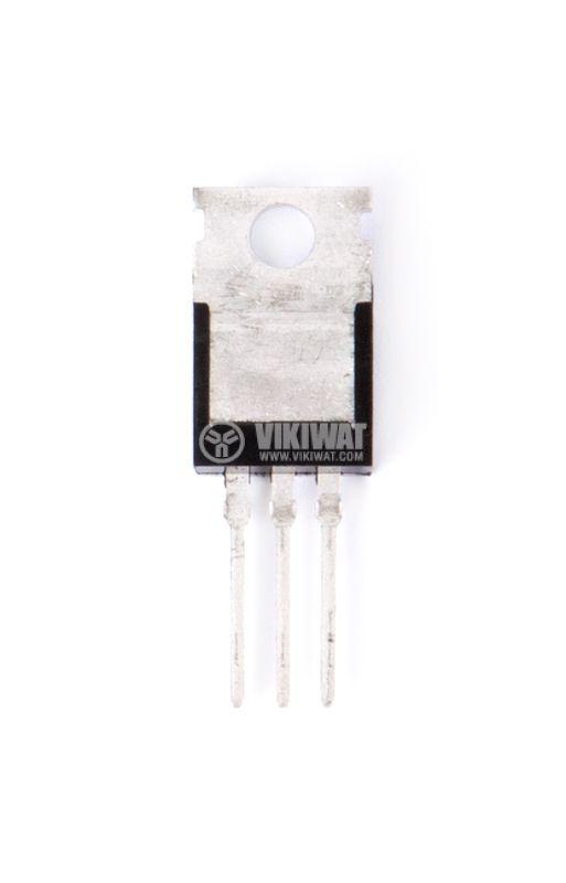 Транзистор, 5N80, N, MOS-FET, 800V, 5A, 140W,  2.5ohm, T0-220 - 2
