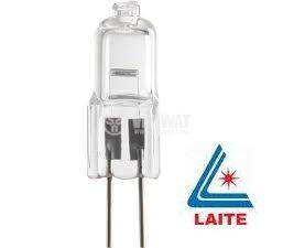 Халогенна ампула LT03028 12V, 20W, G4, за микропрожектор