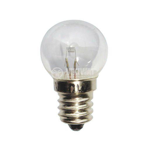Миниатюрна лампа LT05020 8V, 10W, E10, за микроскоп