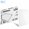 LED panel 50W, square, 220VAC, 4000lm, 4200K, neutral white, 600x600mm, surface mounting, BP21-06610 - 1