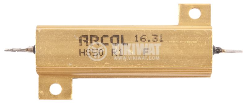 Резистор 0.1Ohm, 50W, 1% - 1