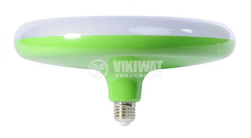 LED лампа BB01-52420, E27, 24W, 1900LM, 3000K, топло бяла - 9