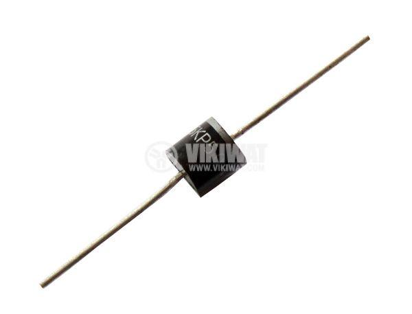 Защитен диод 5KP5A 7 V, 400 A, 8 W
