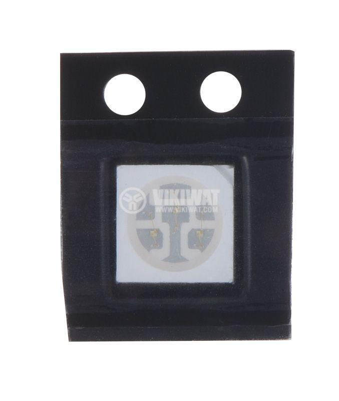 LED (светодиод) WW-GND50TC-Q1, зелен, 525nm, 2500-3000 mcd, SMD