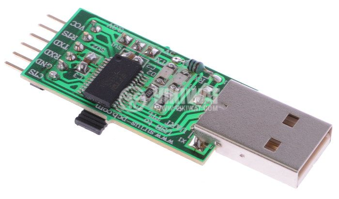 Кит конвертор от USB към UART TTL - 2