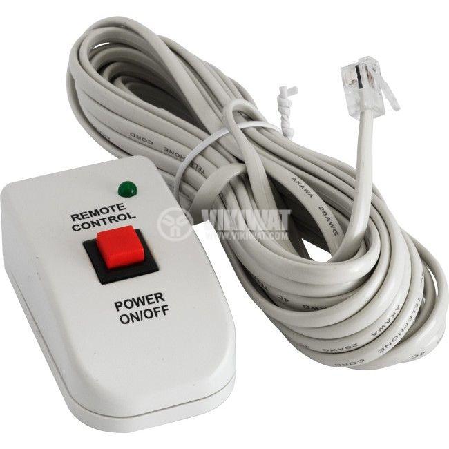 Дистанционно управление за инвертори, ON/OFF, с кабел 6m
