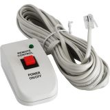 Remote control for inverters, ON/OFF, with cable 6m