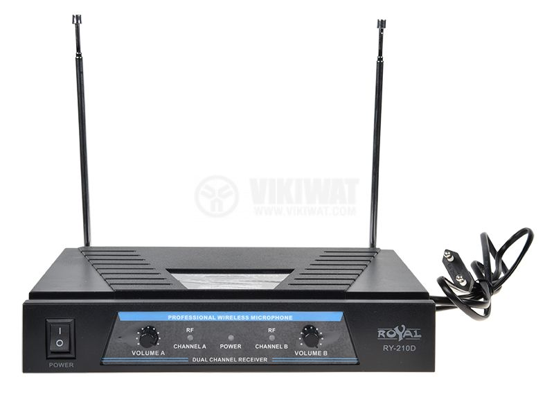 Pofessional Wireless Microphone and Headset WG-007  - 4
