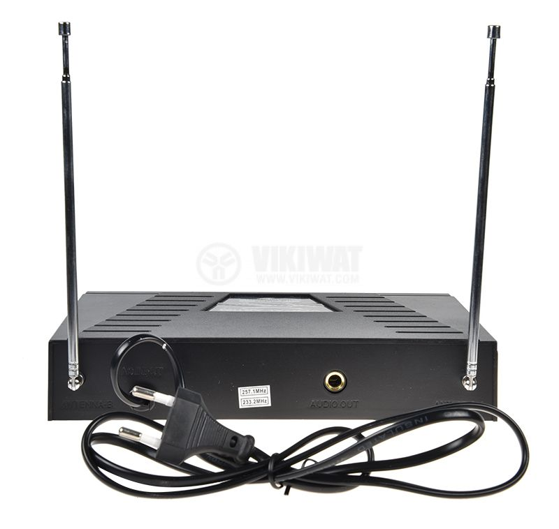 Pofessional Wireless Microphone and Headset WG-007  - 5