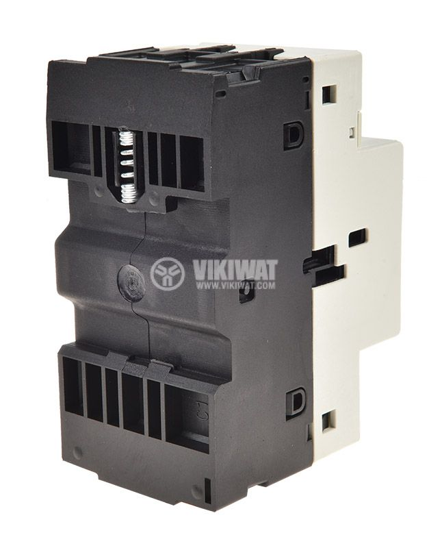 Motor protection circuit breaker GV2-M08, three-phase, 2.5-4 A - 3