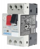 Motor protection circuit breaker (АТ00) DZ518-M22, three-phase, 20-25A