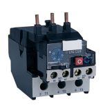 Thermal relay, JRS28-25, three-phase, 1-1.6 A, 2PST - NO+NC, 10 A, 380 VAC