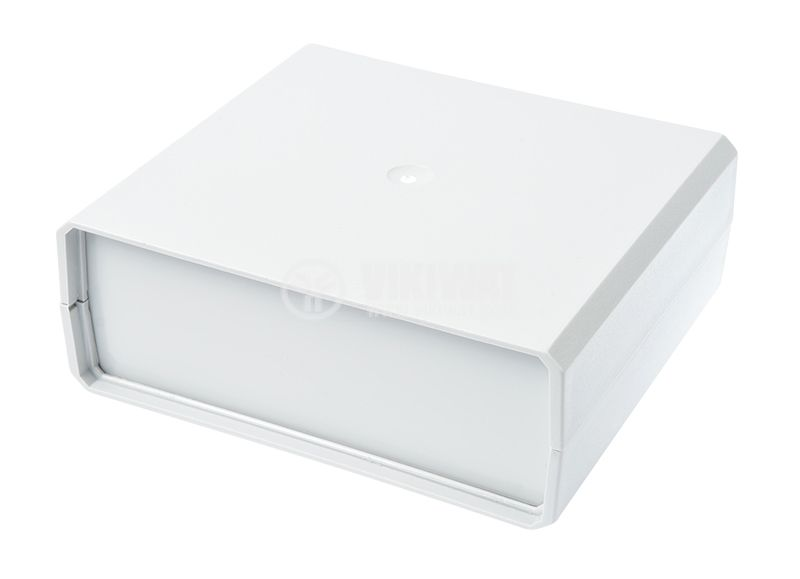 Enclosure Box ABS-60, ABS, 159x140x60, gray - 1