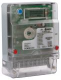 Electricity meter, three-phase, electronic, 3x230/380VAC, 3x5(100)A, for active energy, MAKEL T600.2251
