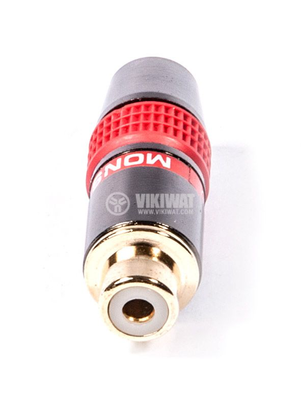 Connector, RCA, F - 3