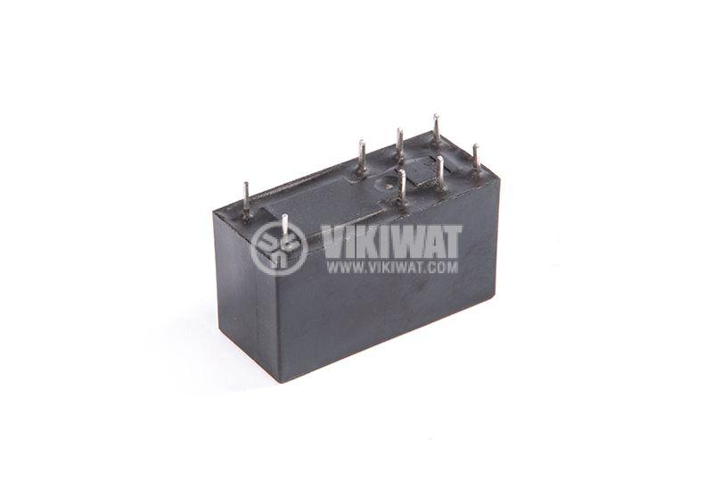 Реле електромагнитно JQX115F 1Z3, 250VAC/16, 2NO+2NC, 48VDC - 3