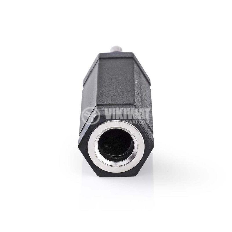 Преход, plug 6.3 mono F-plug 3.5 mono M - 2