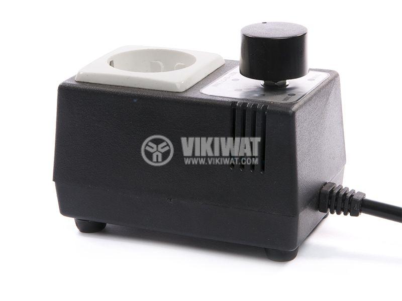 Регулатор на мощност за активен товар до 500W, реактивен до 350W - 3