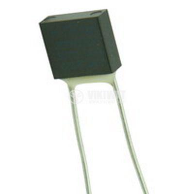 Термичен предпазител, RH-2A, 141°C, 2A/250VAC - 1