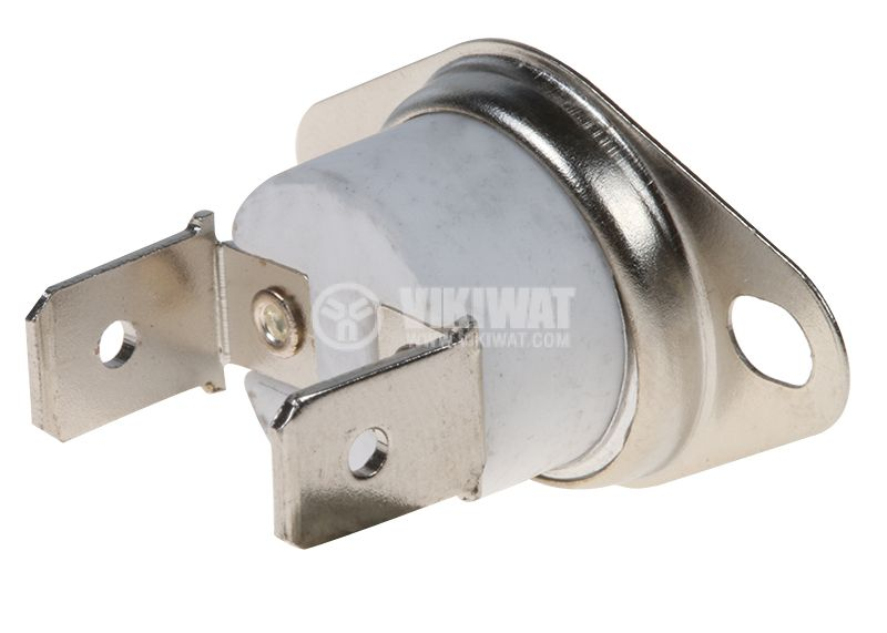 Bimetal Thermostat 170°C NC 16A, 250 VAC - 2