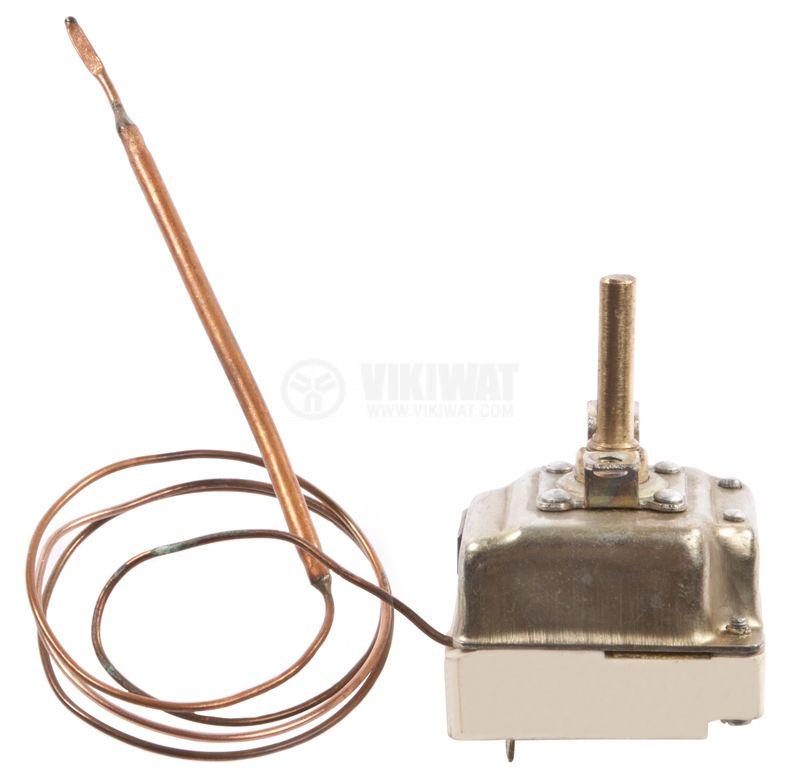 Bimetal Thermostat KSD-301A 190°C NO 10A/250VAC ceramic - 1